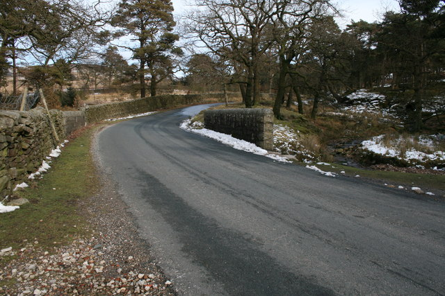Trough Bridge, Trough of Bowland