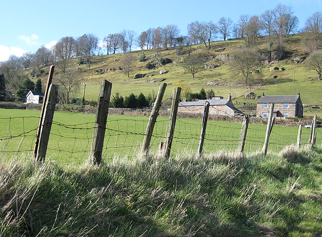 Plump Hill from Baby Lane, Mitcheldean
