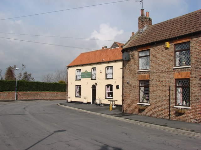 The Bricklayers Arms, Laxton