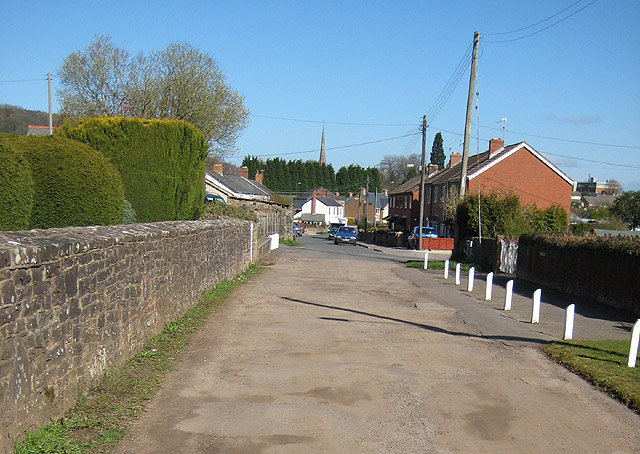 Baby Lane, Mitcheldean