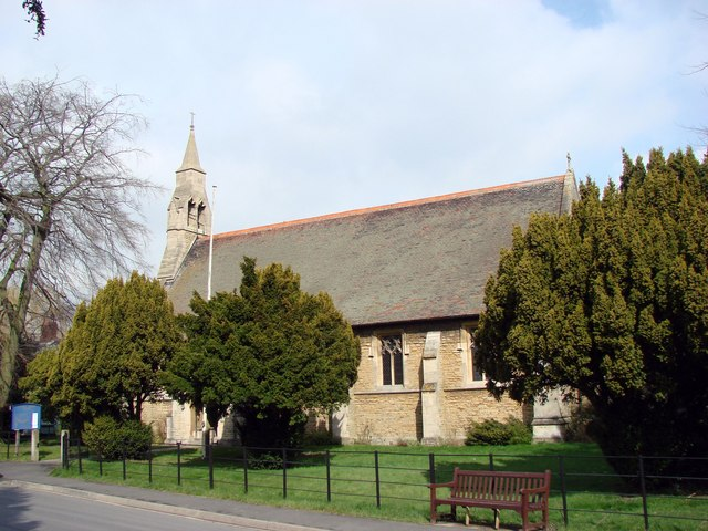 St Peter's Church, Laxton