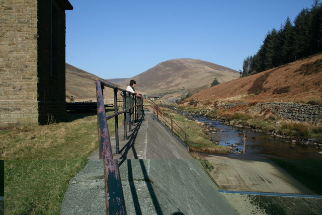 River Dunsop and Meter House