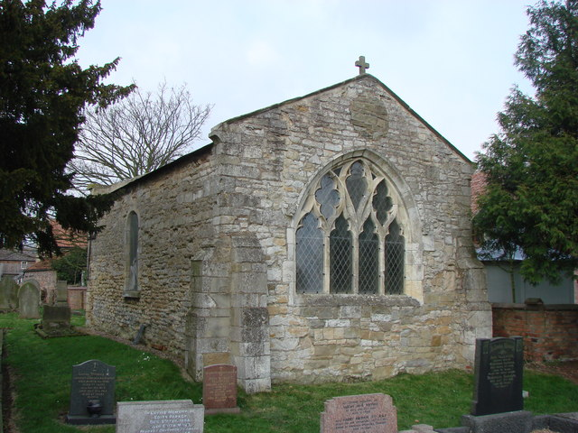 The Old St Peter's Church, Laxton
