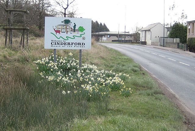 Welcome to Cinderford