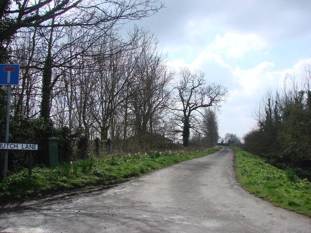 Hutch Lane, Yokefleet