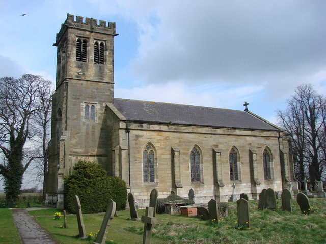 Holy Trinity ( Old St Clement's ) Church,  Blacktoft