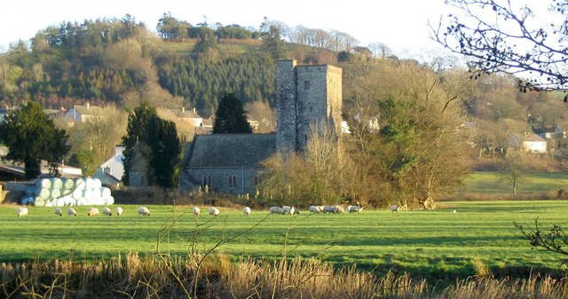 Eglwys Sant Pedr Llanybydder