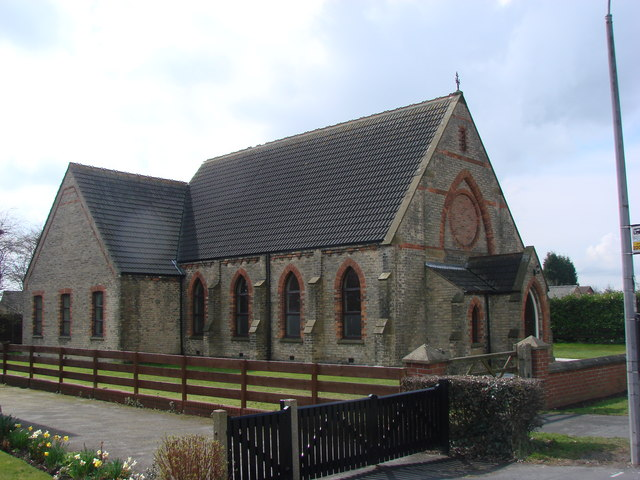 Gilberdyke Methodist Church