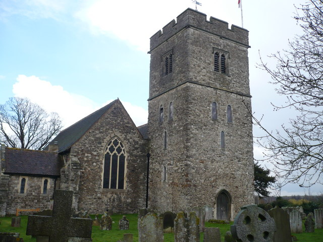 St. Peter & St. Paul, Aylesford