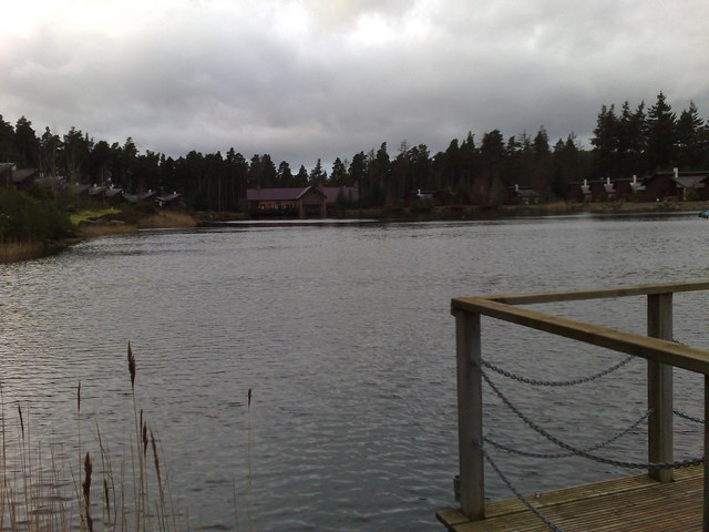 Lakeside Inn, Whinfell Forest