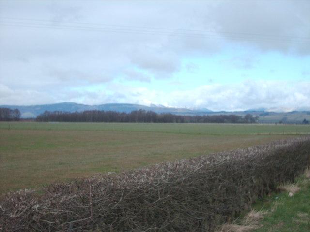 Farmland Near Poldar Moss