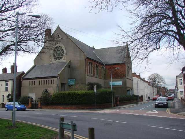 Christ Church, United Reformed Church, Hook Road, Goole