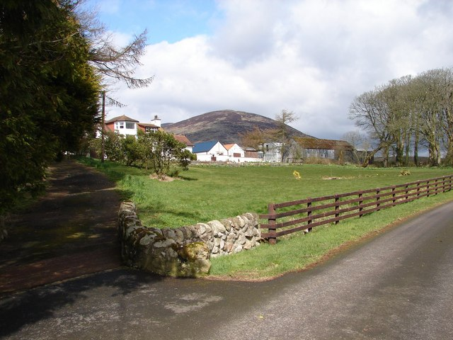 Airdrie Farm, Kirkbean