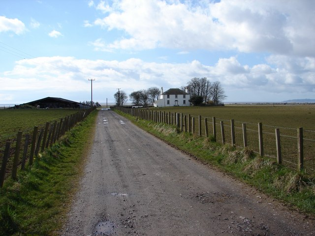 West Preston Farm, Loaningfoot