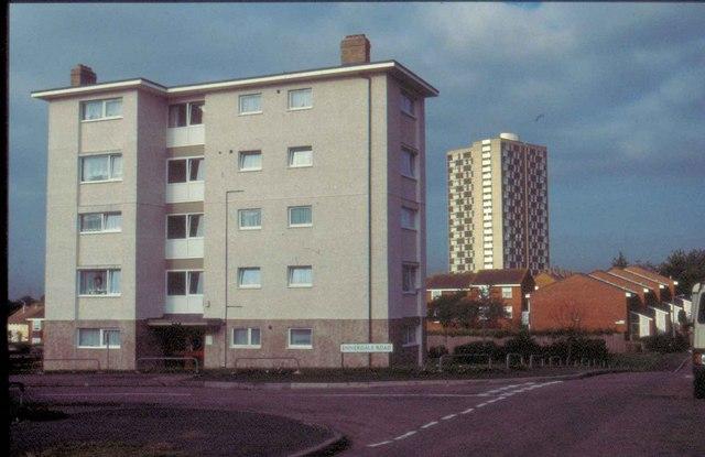 Flats in Ennerdale Road