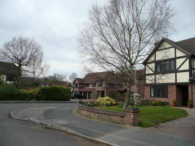 Lansdowne Road, Frimley Green