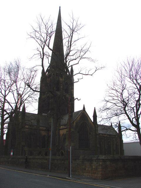 The Church Of St John The Evangelist Bill Henderson