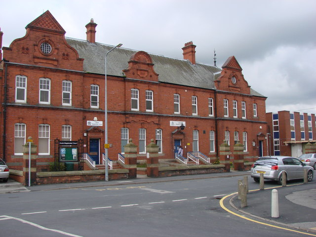 Goole Police Station