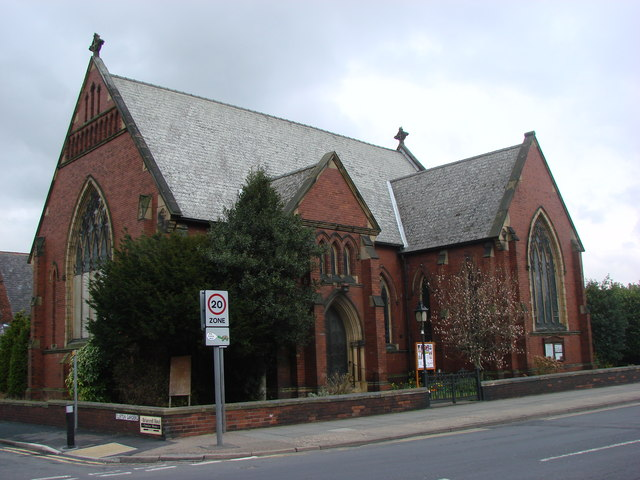 Trinity Methodist Church Goole Bill Henderson Cc By Sa