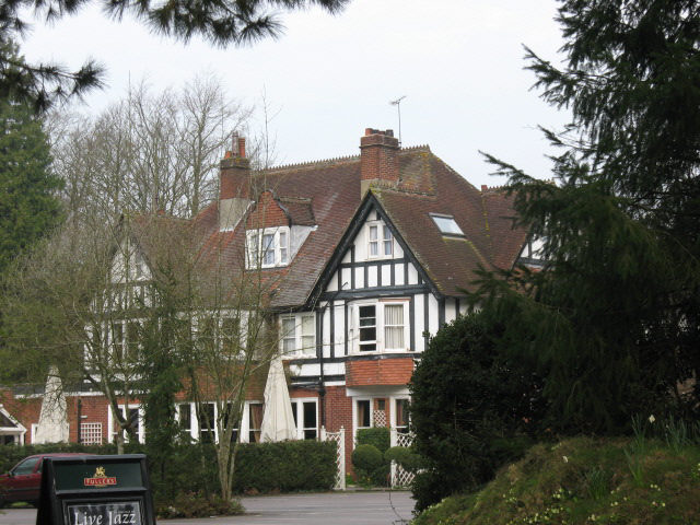 The White Buck hotel, Burley