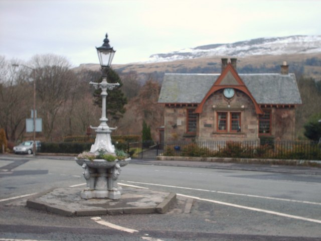 Fintry Drinking Fountain