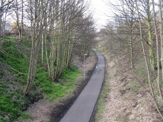 Roseburn Path