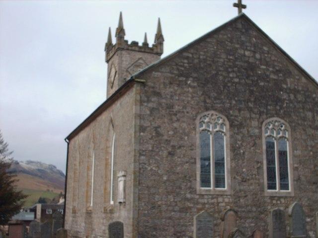 Fintry Church Windows