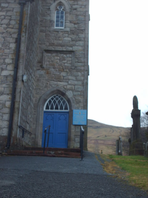 Entrance to The Kirk