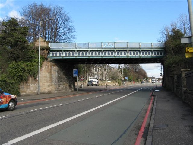 Bridge at Roseburn