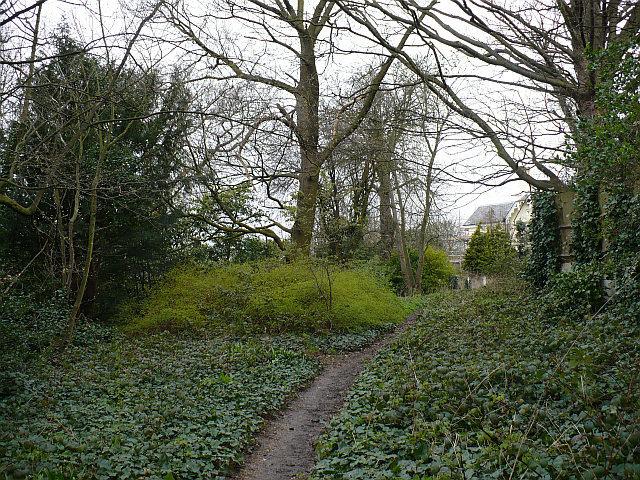 The Lawns, near Spa Hill