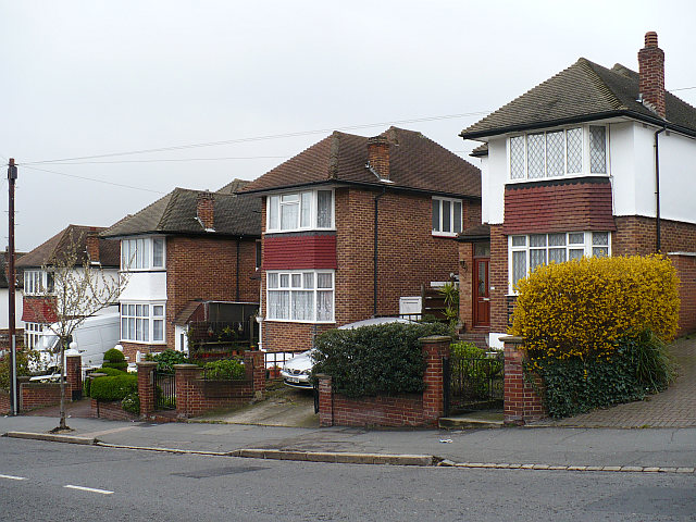Houses in Spa Hill (2)