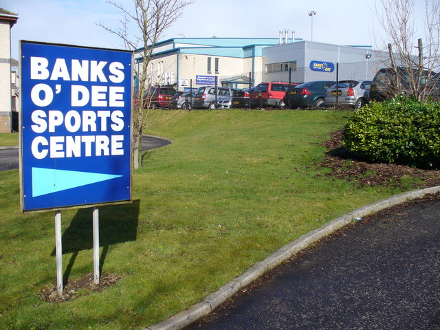 Banks o'Dee Sports Centre