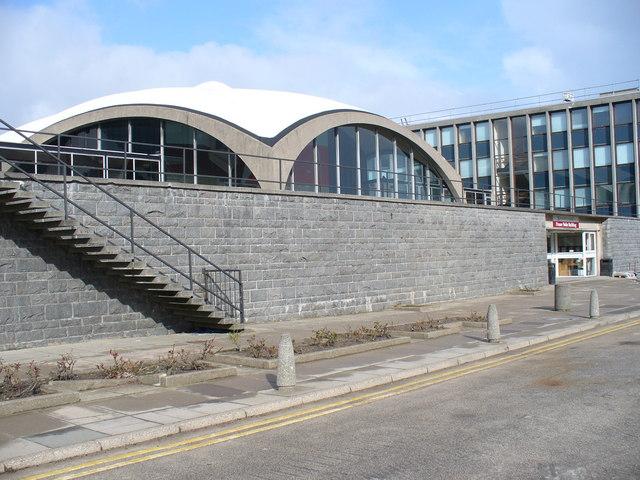 Fraser Noble Building