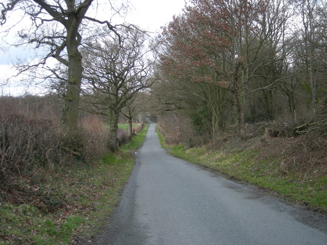 Wood Lane near Harley