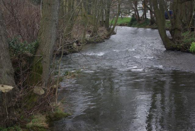 River Clun, Clun