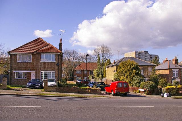 Berkeley Court, Avenue Road, London N14