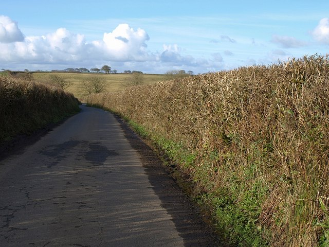 Lane near Portlane Bridge