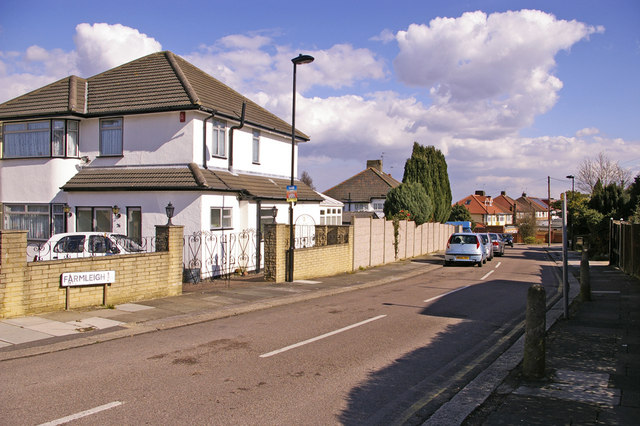 Farmleigh, Avenue Road, London N14