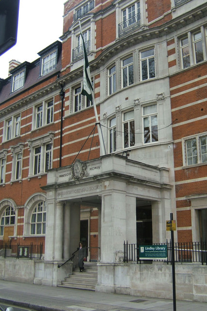 Royal Horticultural Society, Vincent Square, London SW1