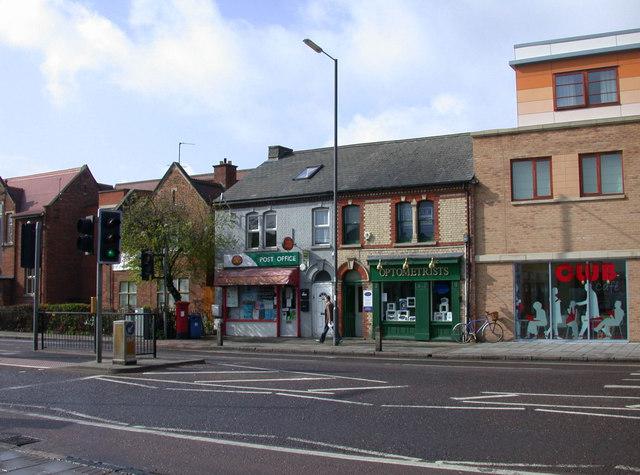 St John's Post Office