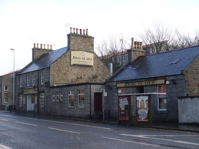 Brig o' Dee Bar