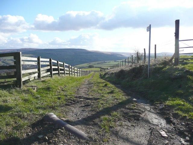 Pighill Top Lane, Slaithwaite