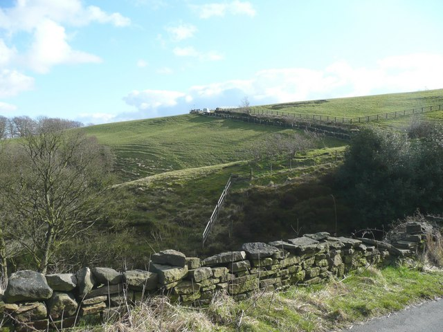 Crimble Clough, Highfield Road, Slaithwaite