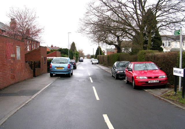 Brecks Lane - Leeds Road, Kippax