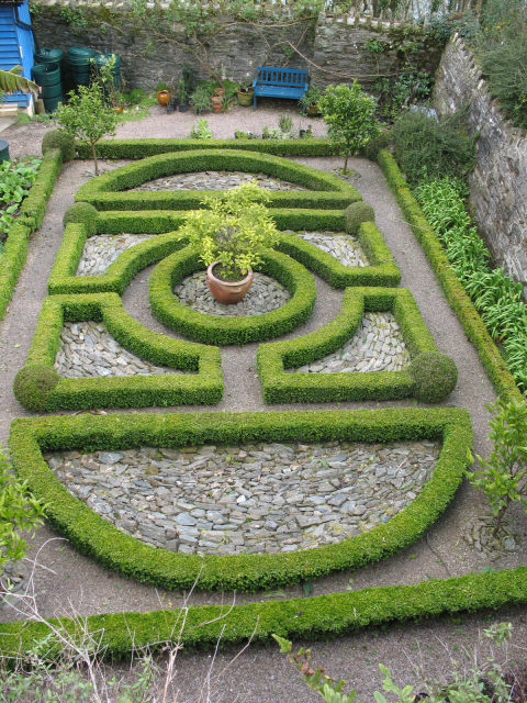 Parterre at Overbecks