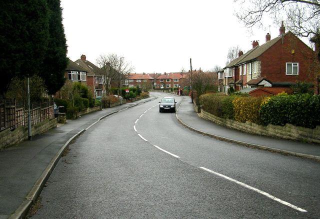 Valley Road - Leeds Road, Kippax