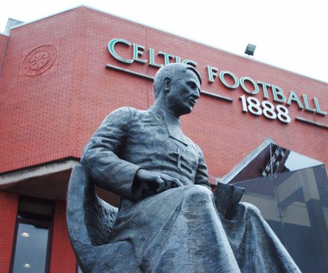 Brother Walfrid Statue, Celtic Park