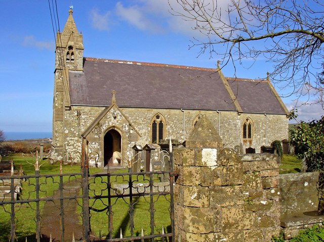 Parish Church, Blaenporth