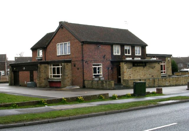 The Moorgate - Leeds Road, Kippax