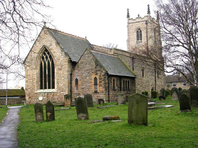 St Mary's Church - Church Lane, Kippax